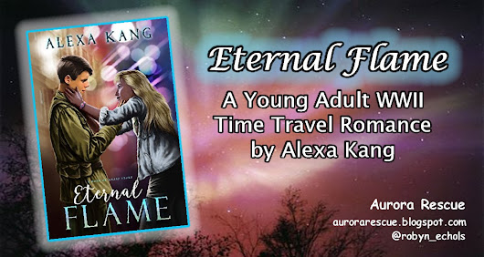 ETERNAL FLAME- A Book Review for Memorial Day