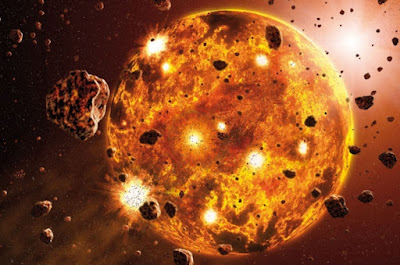 Teori Dentuman Besar, Penemuan Abad ke-20