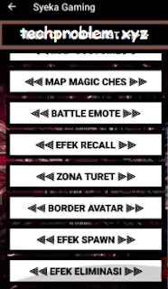 APK Syeka Gaming Injector ML