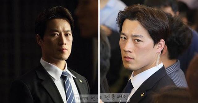 Pilihan Pengawal Peribadi Korea Selatan Kacak