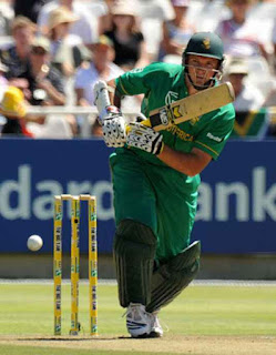 South Africa vs Zimbabwe 1st T20I 2010 Highlights