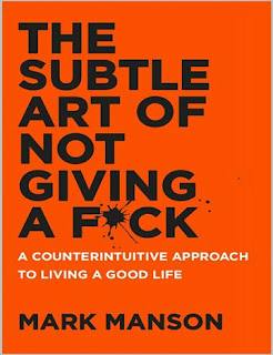 The Subtle Art Of-Not Giving A F*ck Book Summary