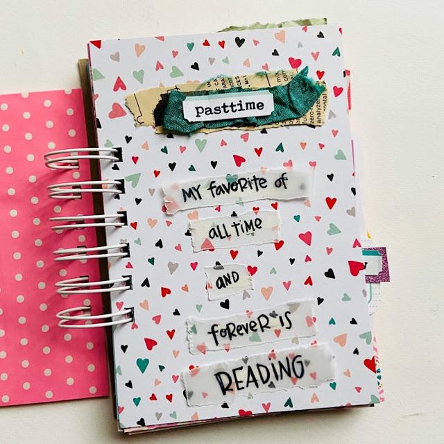 #junk journal #favorite #my favorite things #journaling #mini book #listing #journal prompts