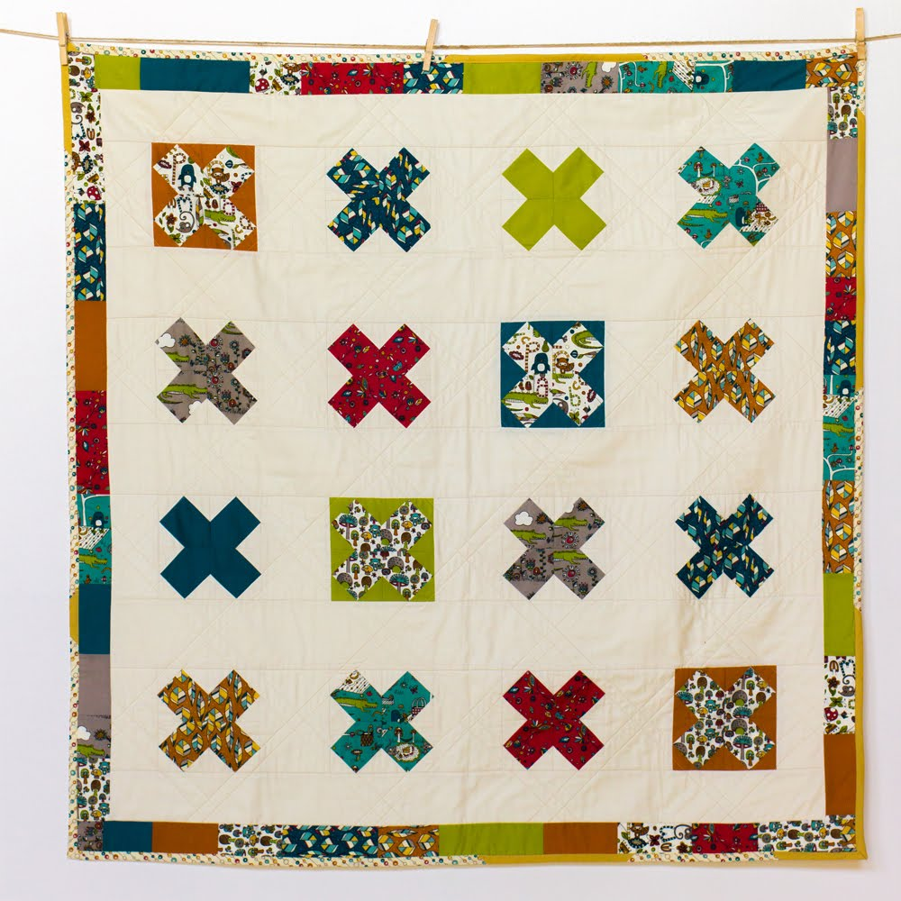 Free Pattern | Perfect Picnic Quilt