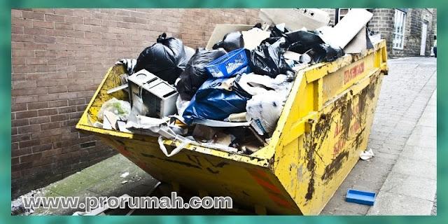 Sebagai Tempat Pembuangan Sampah Organik