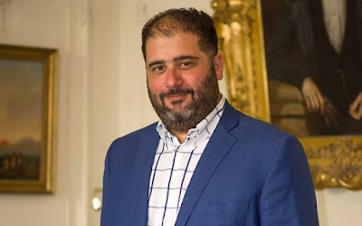 Στέφανος Καβαλλιεράκης: Διευθυντής του μουσείου της πόλεως των Αθηνών