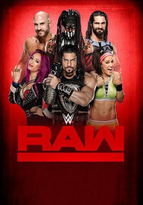 WWE Monday Night Raw 10 February 2020 720p HDTV Download