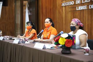 Instan mujeres a conformar alianzas para erradicar la violencia de género