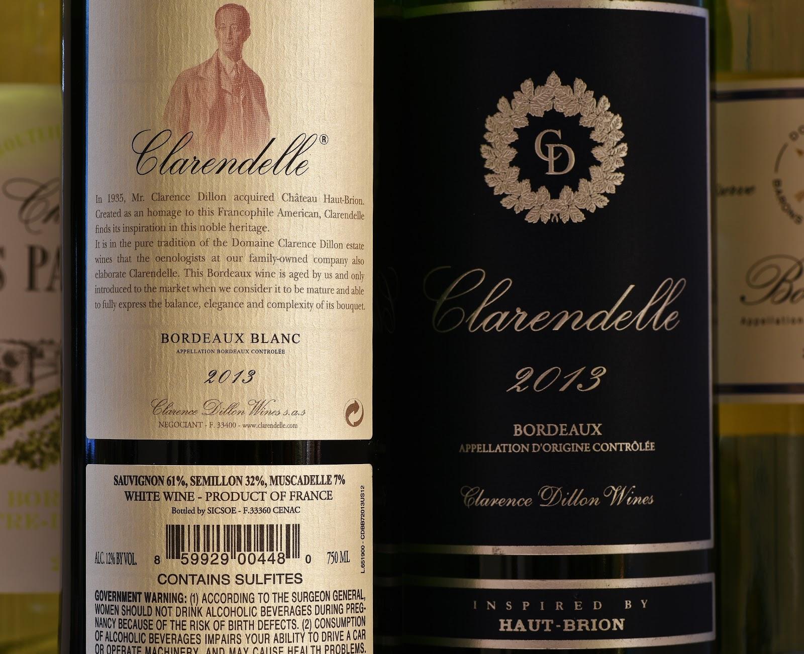 New Hampshire Wine-man: Clarendelle Winery Pessac-Leognan 20