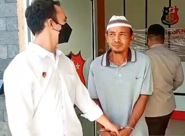 Polisi Tangkap Pelaku Predator 35 Anak di Prabumulih