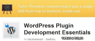Video Training WordPress Plugin Development Essentials gambar