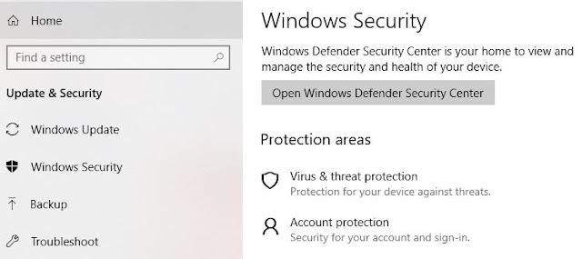 Memasang Antivirus di Laptop atau Komputer, Perlukah?