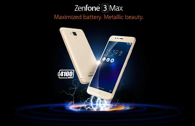 Ini Dia Harga Asus Zenfone 3 Max di Indonesia