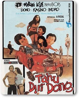 WARKOP DKI- TAHU DIRI DONG (1984)