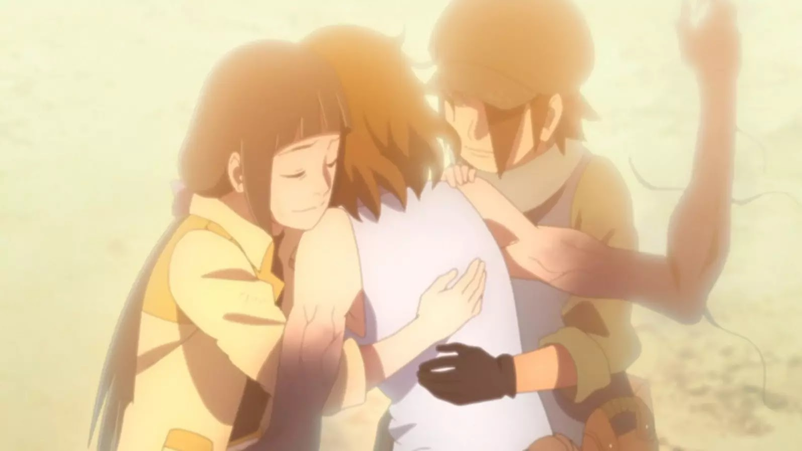 5 Episode Paling Sedih di Anime Boruto Sepanjang Tahun 2020