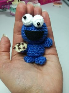 Amigurumi Cookie Monster Pattern : Cookie Monster Free Amigurumi Patterns Bloglovin