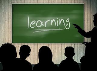 Belajar di kelas baru