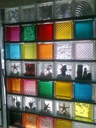Variety of Glass Block Design