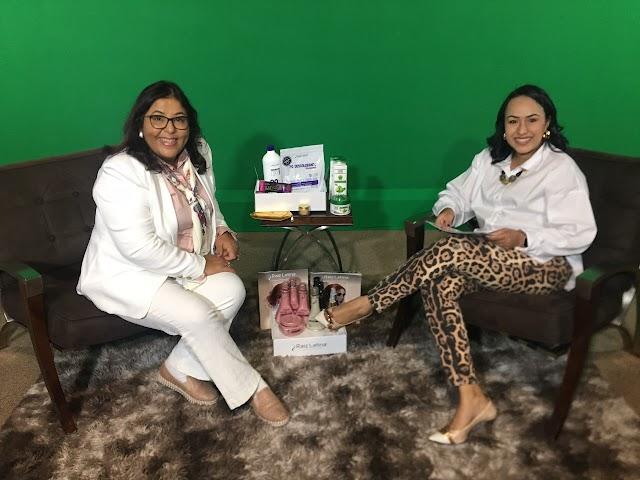 Empresária da Raiz Latina fala sobre Empreendedorismo Feminino na Mídia em entrevista para a Think TV