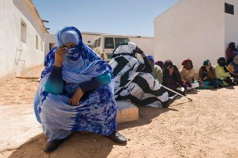 صحراويو مخيمات تندوف يتأرجحون بين المآسي والانتظار القاسي