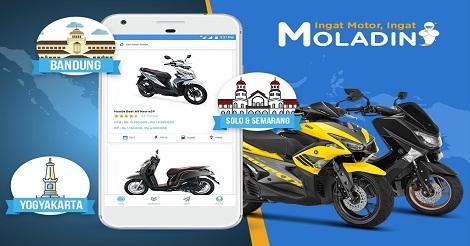 Update Berita Motor Terlengkap di Moladin