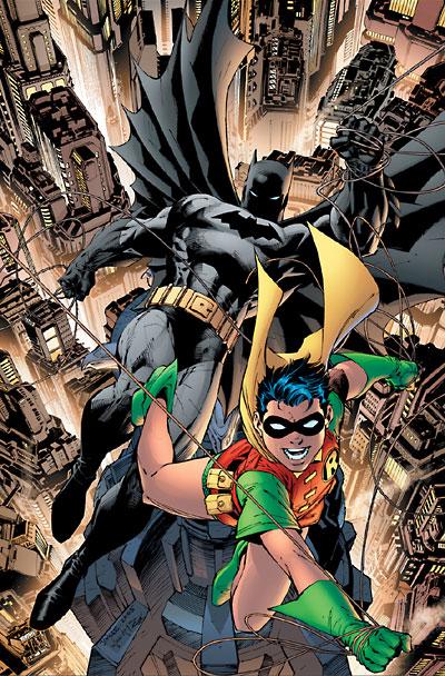 Planet Blue: All-Star Batman and Robin the Boy Wonder