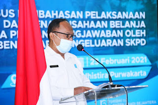 Permendagri 77/2020 jadi Pedoman Pengelolaan Keuangan Daerah