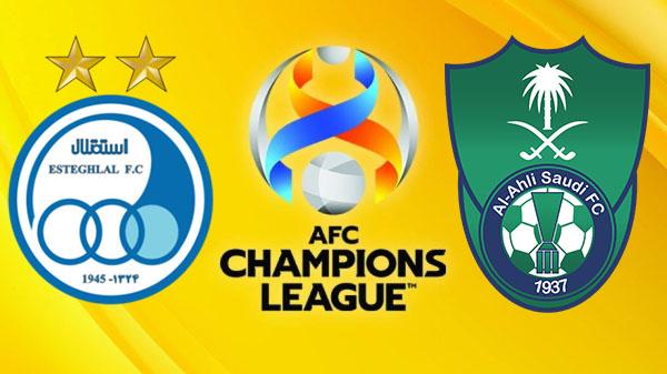 مشاهدة مباراة الاهلي ضد استقلال طهران اليوم 27-04-2021 بث مباشر في دوري أبطال أسيا