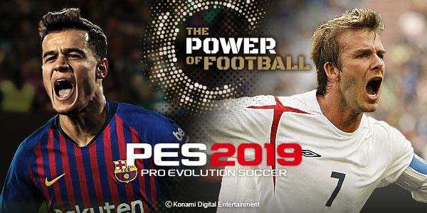 تحميل لعبة بيس 2019 PES للكمبيوتر مجانًا
