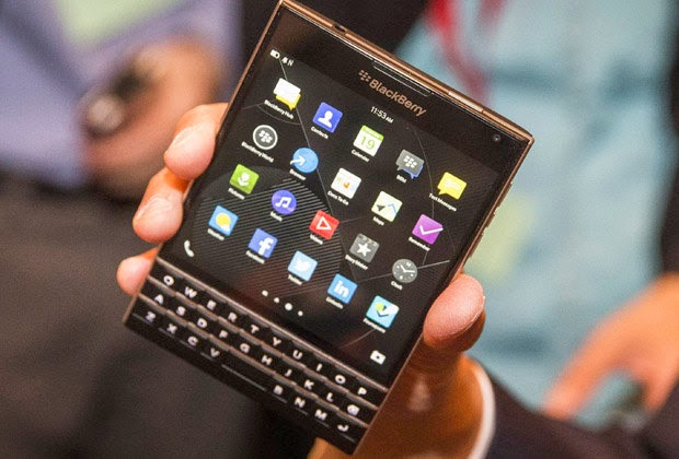 BlackBerry Passport User Manual Pdf