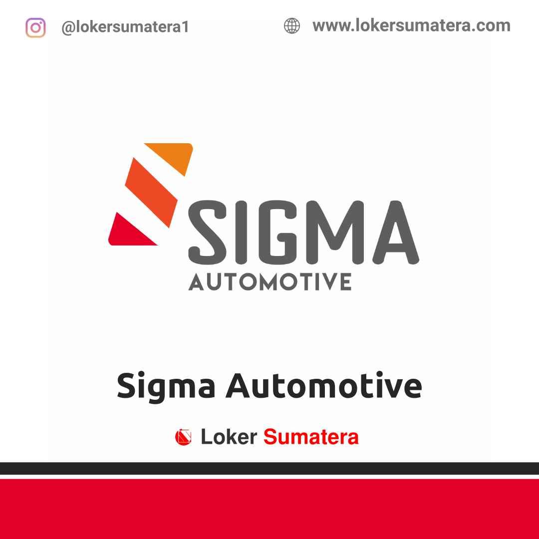 Lowongan Kerja Pekanbaru: Sigma Automotive Maret 2021