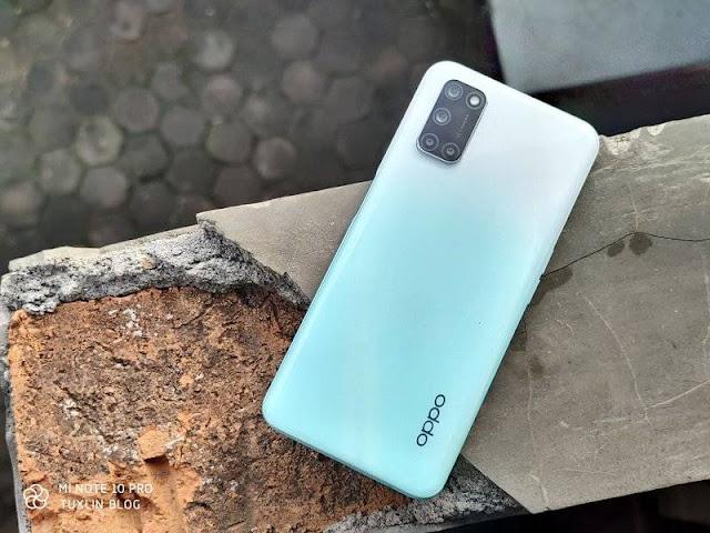 Oppo A52 Review: Baterai Besar dengan Speaker Stereo