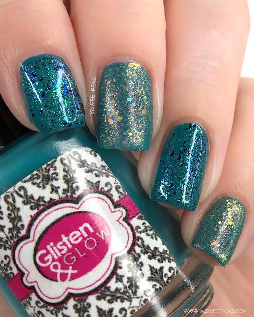 Glisten & Glow SPARS of the Coast 25 Sweetpeas