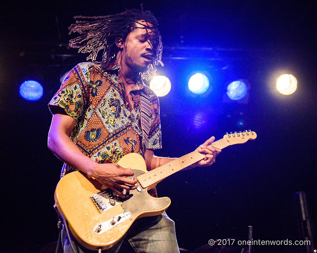 Black Joe Lewis and The Honeybears at Lee's Palace February 28, 2017 Photo by John at One In Ten Words oneintenwords.com toronto indie alternative live music blog concert photography pictures