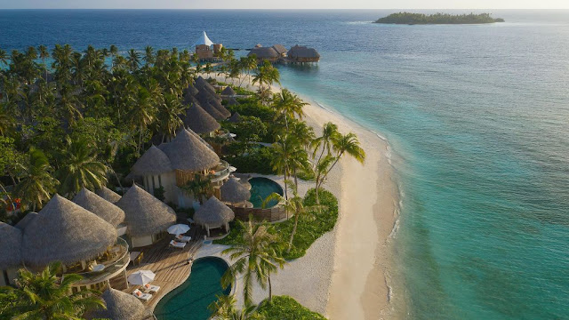 The Nautilius a luxury hideaway in the Maldives