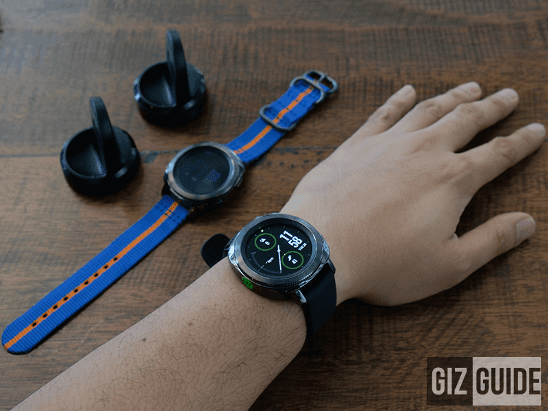 Samsung releases Gear Sport, Gear IconX 2018, and Gear Fit2 Pro in the Philippines