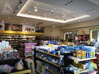 projeto arquitetura layout interno loja royal rações pet shop