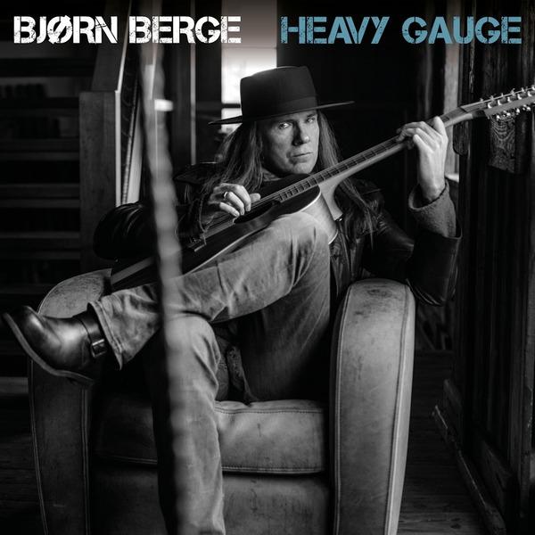 "Avec ""Heavy Gauge"" Bjørn Berge confirme sa maestria du blues"