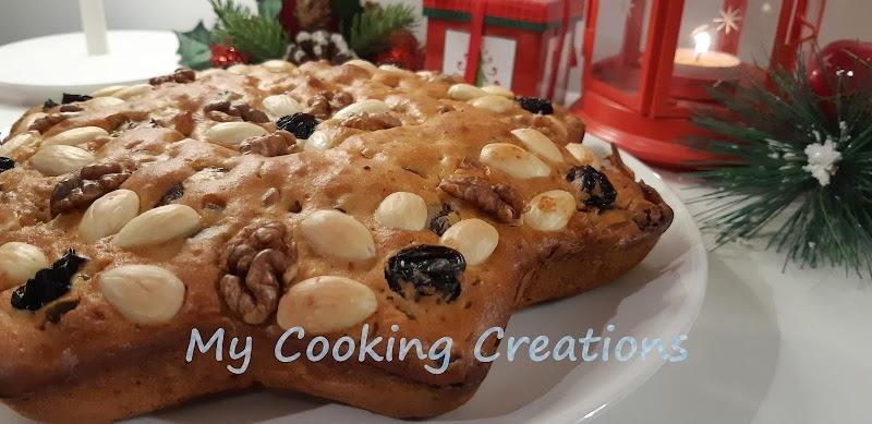 Зелтен - Традиционен коледен десерт от Трентино * Zelten