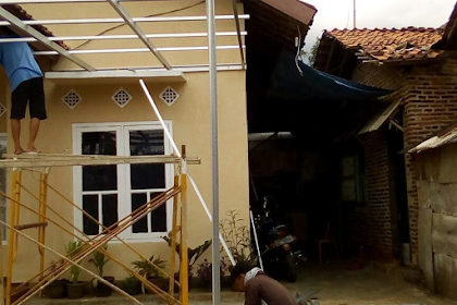 Harga Jasa Pasang Atap Rangka Baja Ringan Lampung