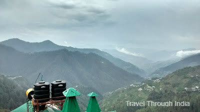 Amazing Scenery at Narkanda, Shimla