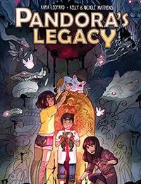 Pandora's Legacy Comic
