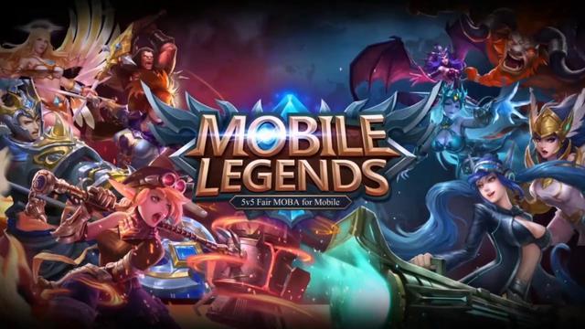 urutan ranked mobile legends