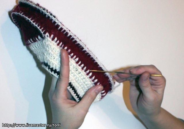 sandalias, zapatillas, crochet, ganchillo, tutoriales, labores, tejer