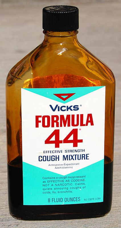 Vicks Formula 44 as Fellowship of Friends cult leader Robert Earl Burton's Influence C?