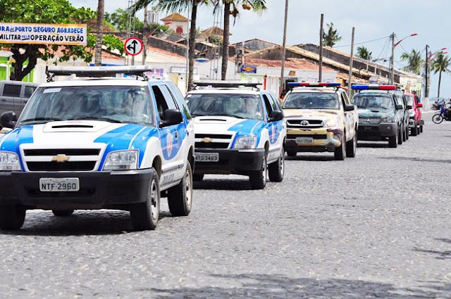 PM promove Operação durante Festejos Juninos em Porto Seguro, Cabrália e Belmonte