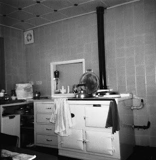 Mum's kitchen 1972