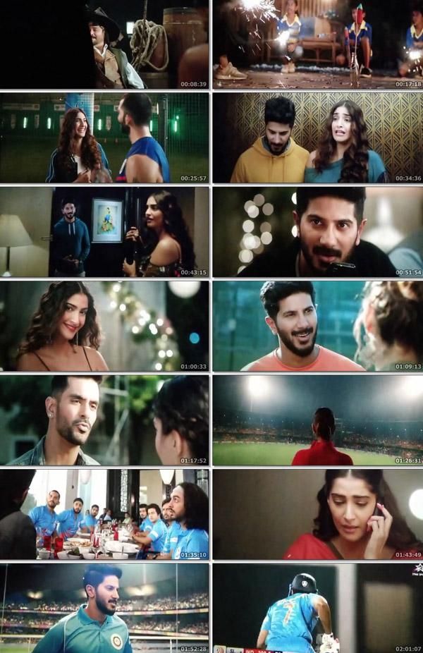 Download The Zoya Factor 2019 Hindi Movie PreDVD 480p 400MB movie