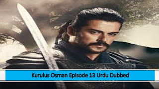 Kurlus Osman Urdu Dubbed Season 1 Episode 13