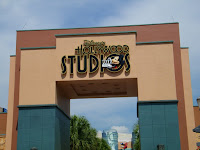 Disney Hollywood Studio sign